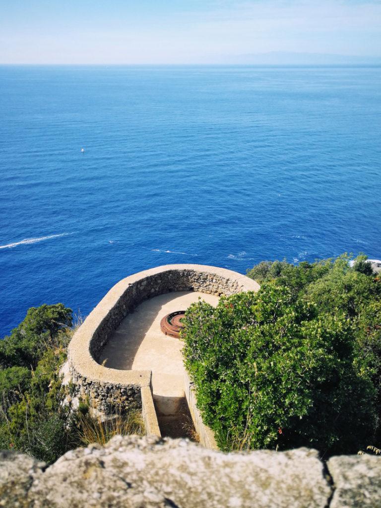 Batteria Punta Chiappa