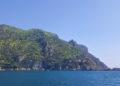 Punta Chiappa dal battello