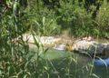 Vista del pozzo di serraiola