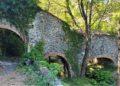 Ponte le Terme abbandonate di San Michele alle Formiche