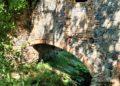 Ponte a campate a le Terme abbandonate di San Michele alle Formiche