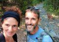 Noi due felici per aver trovato la via per le Terme abbandonate di San Michele alle Formichee