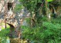 Ponte alle Terme abbandonate di San Michele alle Formiche