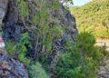 Segnale CAI per le Terme abbandonate di San Michele alle Formiche