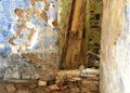Interno vasca le Terme abbandonate di San Michele alle Formiche